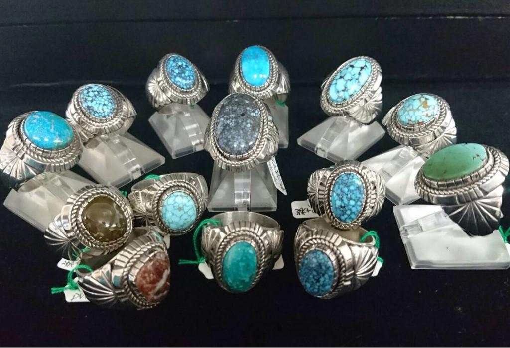 Delbert Vandever ring