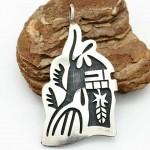カチナ|ホピ族 柄 意味について