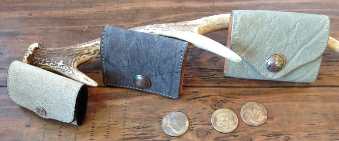 エレファント 財布 ゾウ革