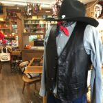 Scully、Continental Leather Fashionsより レザーベスト入荷しました